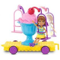 Polly Carrinhos De Carnaval Dvj68 Mattel
