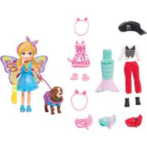 Polly KIT Cachorro Fantasias - Mattel