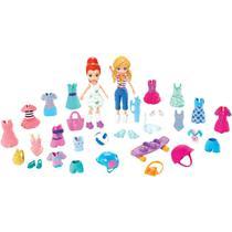 Polly KIT Grande Moda Esportiva GGJ48 Mattel -
