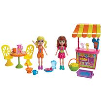 Polly Pocket 2 Amigas Limoda Divertida - Mattel