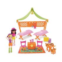 Polly Pocket Acampamento Safari - Mattel
