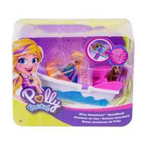 Polly Pocket - Aventura em Lancha GDM08/GDM09 - Mattel -