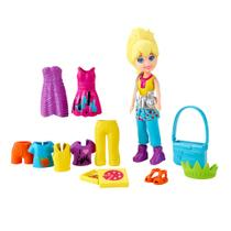 Polly Pocket - Bolsinha Férias Polly Ny - Mattel -