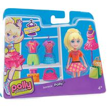 Polly Pocket Boneca Super Fashion POLLY CBW79/CGJ01 052673 - Mattel
