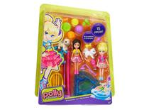 Polly Pocket Brincando Com Bichinhos - Mattel
