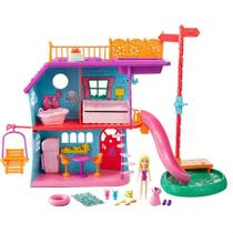 Polly Pocket Casa De Férias Da Polly FCH21 -Mattel