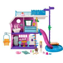 Polly Pocket Casa Do Lago Da Polly GHY65 - Mattel