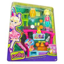Polly Pocket Churrasco Divertido - Mattel