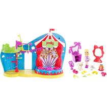 Polly Pocket Circo Dos Bichinhos Fry95 - Mattel