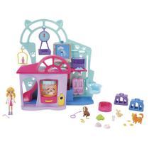 Polly Pocket Clínica Veterinária da Polly - Mattel -