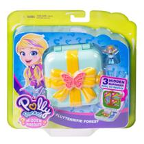 Polly Pocket Esconderijo Secreto Floresta Magica Mattel