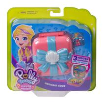 Polly Pocket Esconderijos Secretos Caverna Da Sereia Mattel