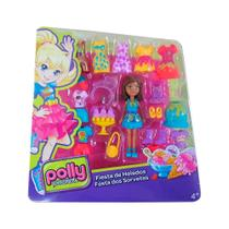 Polly Pocket Festa do Sorvete - Mattel