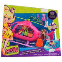 Polly Pocket Helicóptero da Polly CJL60 - Mattel