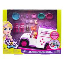 Polly Pocket Hospital Móvel dos Bichinhos - Mattel -