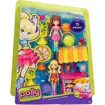 Polly Pocket Limonada Divertida - Mattel DHY67
