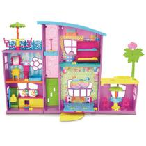 Polly pocket mega casa de surpresas dnb25 - Mattel