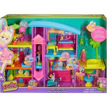 Polly Pocket Mega Casa de Surpresas - Mattel