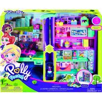 Polly Pocket! Mega Centro Comercial GFP89 - Mattel -