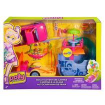 Polly Pocket Mega Trailer - Mattel