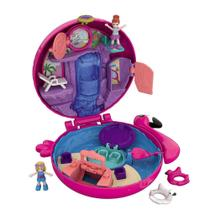 Polly Pocket - Mini Mundo de Aventura - Flamingo Surpresa - Mattel -