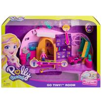Polly Pocket O Quarto Divertido da Boneca Polly Mattel Fry98