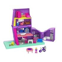 Polly Pocket Pollyville Casa da Polly Mattel GFP42 -