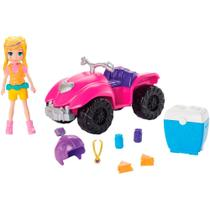Polly Pocket Quadriciclo Fabuloso - Mattel -