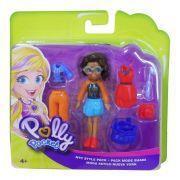 Polly pocket viagem de modas gdm01 - Mattel