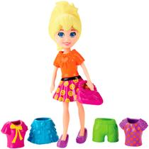 Polly Super Fashion - Mattel - Polly pocket