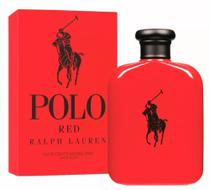 Polo Red Ralph Lauren - Perfume Masculino - Eau de Toilette - 75ml
