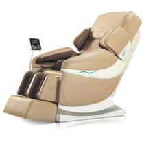 Poltrona de Massagem Aragonita - 79 Airbags - Bluetooth - Diamond Chair - Bege