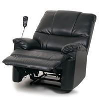 Poltrona do Papai Massageadora Relaxmedic Preta -