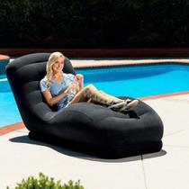 Poltrona Inflável Mega Lounge com porta copos Intex 68595 -