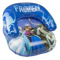Poltrona Inflável Para Bebe Piscina Frozen 60cm Etilux DYIN-075 -