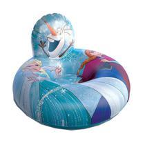Poltrona Inflável Para Bebe Piscina Frozen 70cm Etilux DYIN-052 -