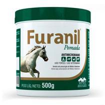 Pomada Antimicrobiano Furanil Vetnil - 500g -