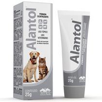 Pomada Cicatrizante Alantol Vetnil Para Cães E Gatos 25g -