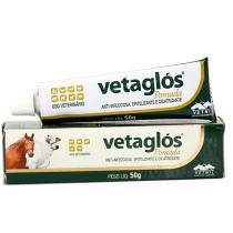 Pomada Cicatrizante Vetaglós  50 G  Vetnil -