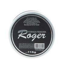 Pomada Fixadora Roger 118gr  (12 unidades) -