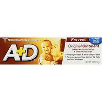 Pomada - Prevenção - A+D - Bisnaga 113g - Bayer -