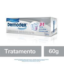 Pomada Tratamento de Assaduras Dermodex Tratamento 60g -