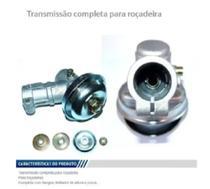 Ponteira Transmissão Para Roçadeira 9 Estrias Tubo 26mm - Universal