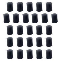 Ponteira Virola para tacos de sinuca / Bilhar - 26 peças - Rista