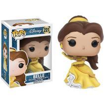 Pop belle disney 221 - funko -