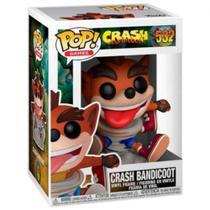 Pop! crash bandicoot 3 - crash - 532 - Funko Pop! -