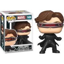 Pop cyclops 646 marvel - funko -