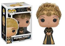 Pop Fantastic Beasts and Where to Find Them: Seraphina Picquery 06 - Funko