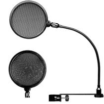 Pop Filter Anti Puf de Dupla Camada - HM 18 A G Superlux