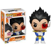 Pop funko 10 vegeta dragon ball z -